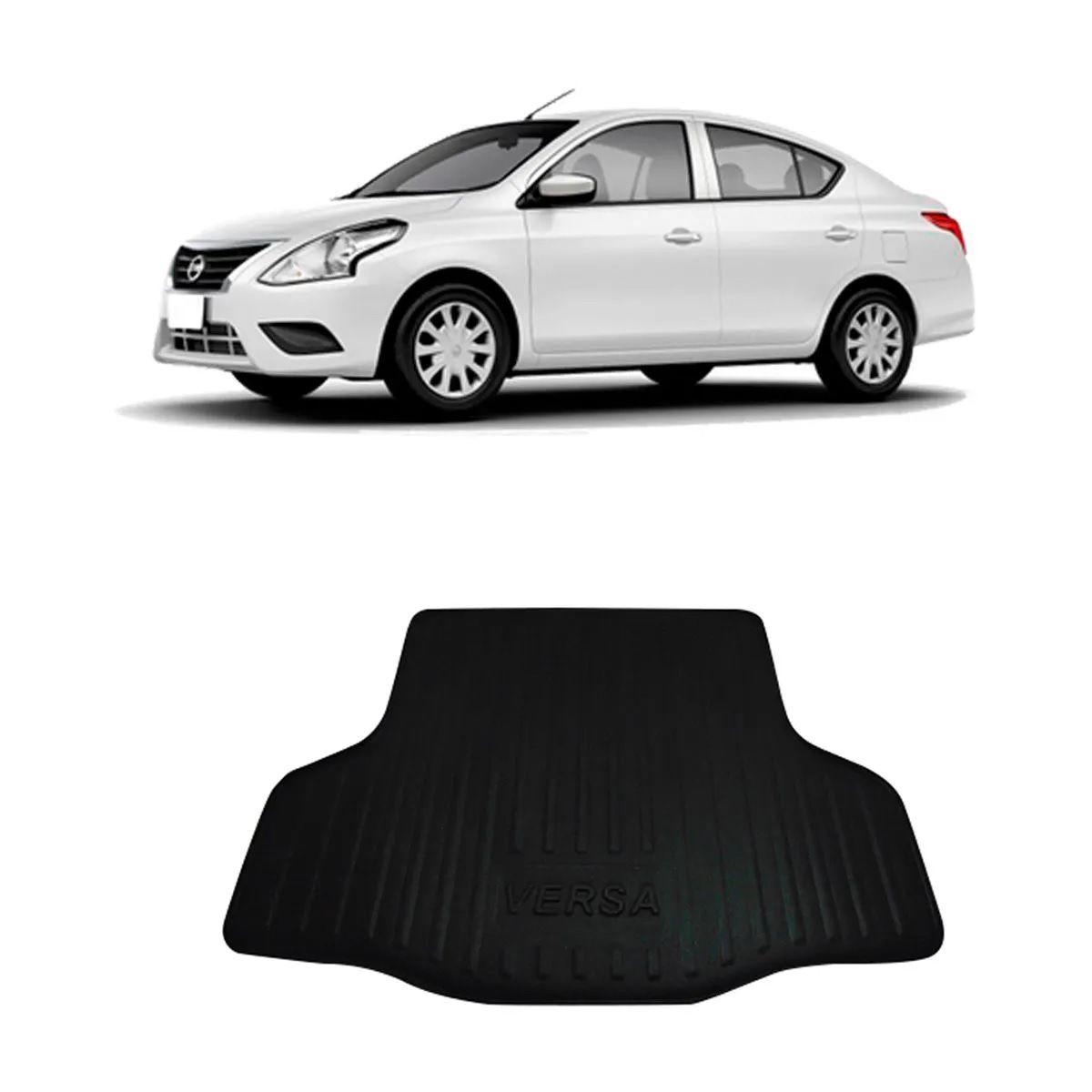 Tapete Porta-malas Bandeja Nissan Versa