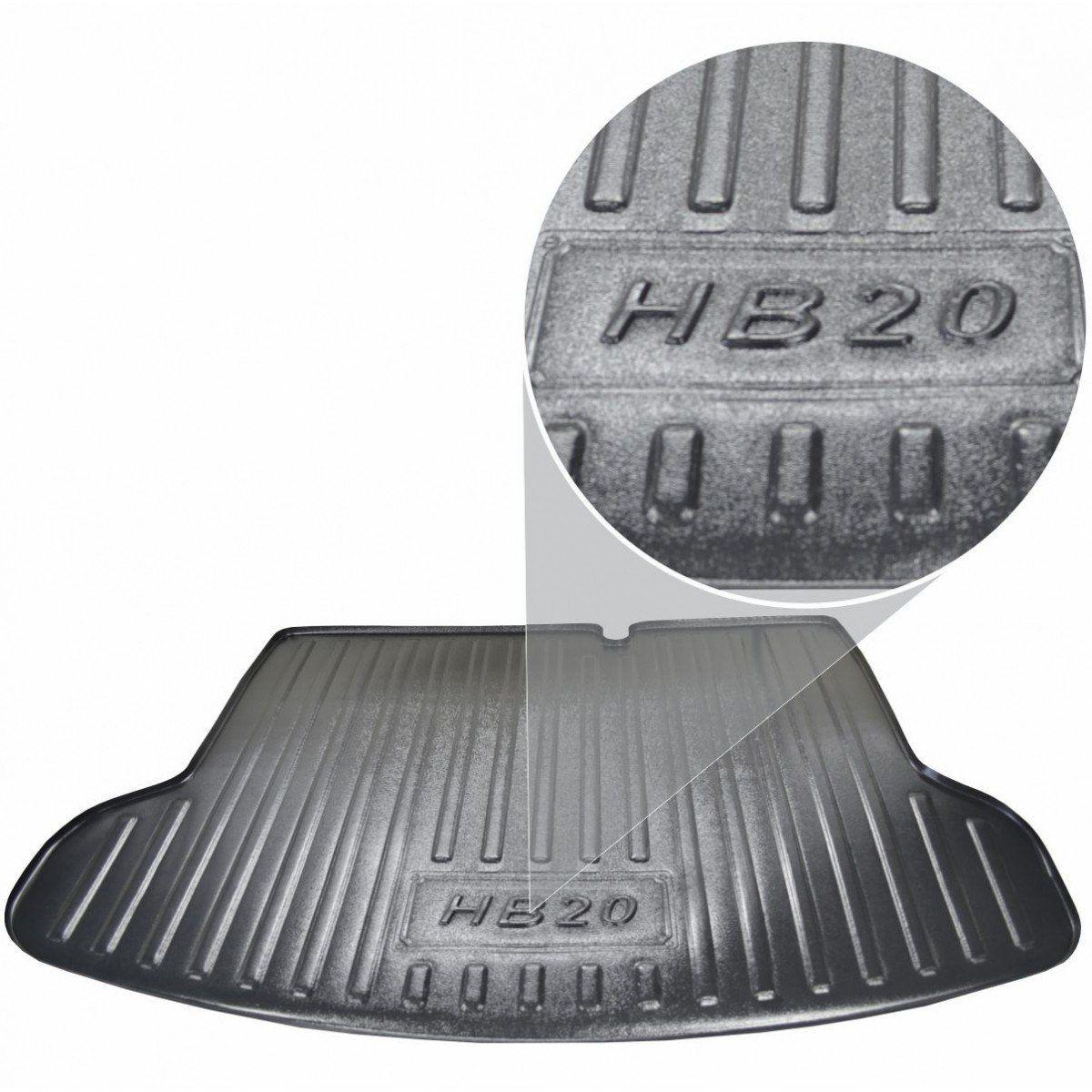 Tapete Porta-malas Bandeja para HB20S Sedan