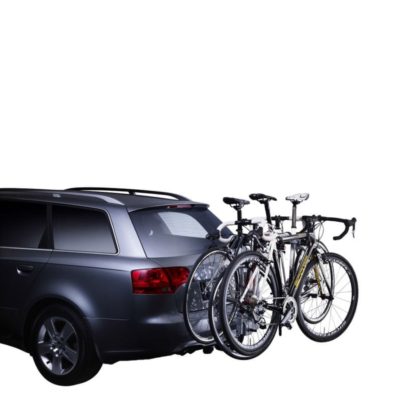 Transbike Suporte de engate para 3 Bicicletas Thule HangOn 974