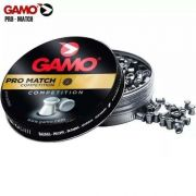 Chumbinho Gamo Pro Match Competition Cal.5,5mm (125 Un)