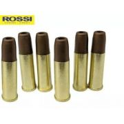 Kit 6 Magazine Capsula Para Revólver Rossi M701 4.5mm