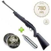 Carabina Rifle De Pressão Co2 Crosman Repeatair 1077