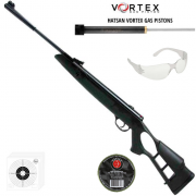 Carabina De Pressão Hatsan Striker Edge Vortex 5,5mm Gás Ram