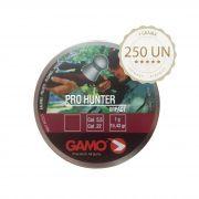 Chumbinho Gamo Pro Hunter 5,5mm - 250 Unidades