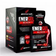 Energel Black - Morango 10 Sachês - Body Action