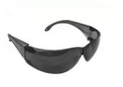 Óculos De Proteção Airsoft Acrílico Preto