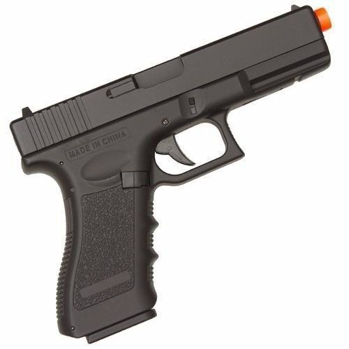 Pistola Airsoft Elétrica Glock 18c Cm030 Bivolt 6mm - CYMA