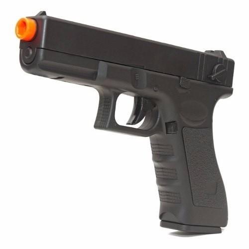 Pistola Airsoft Elétrica Glock 18c Cm030 Cyma Bivolt - CYMA