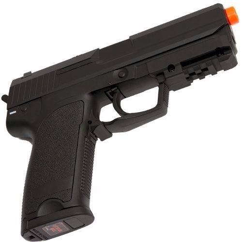Pistola Airsoft Elétrica Usp Slide Metal 6.0mm Cm125 - Cyma