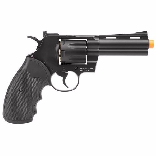 Revolver De Airsoft Co2 Cybergun Colt Python 357 Full Metal