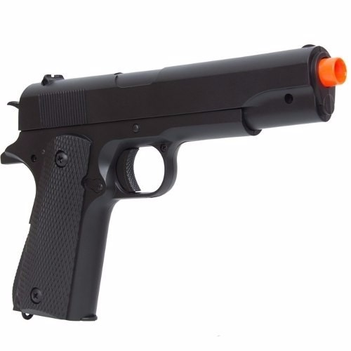 Pistola Airsoft Double Eagle M1911 M292 - Spring