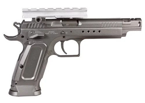 Pistola Pressão Co2 Tanfoglio Gold Custom Eric - 4.5mm