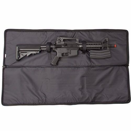 Case Capa Maleta Para Airsoft Tactical Hunting Rossi
