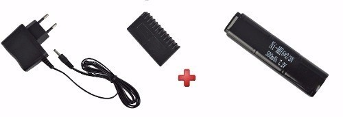 Kit Carregador Airsoft + Bateria Airsoft - Pistolas Cyma
