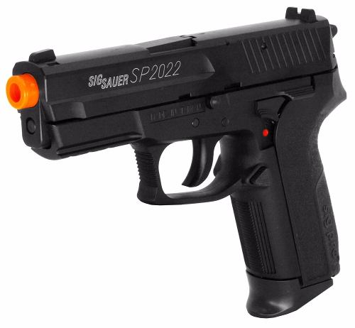 Pistola Airsoft Co2 Sig Sauer Sp2022 Slide Metal 6mm - Swiss Arms