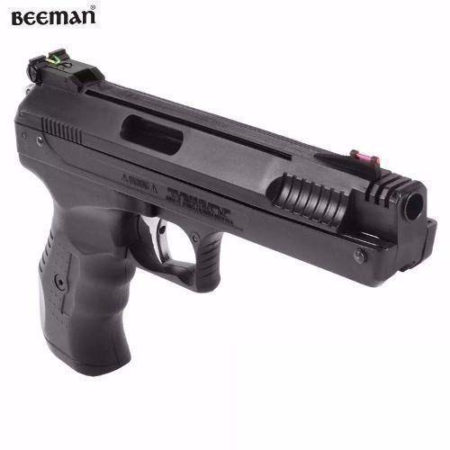 Pistola De Pressão Beeman 2004 Chumbinho Cal.22 5.5mm