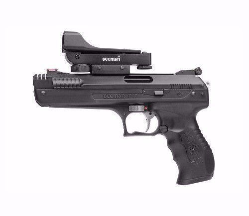 Pistola De Pressão Beeman 2006 Chumbinho  Cal.22 5.5mm + Red Dot