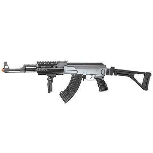 Rifle Airsoft Ak 47 Tactical Semi/metal - Cal 6,0 Mm