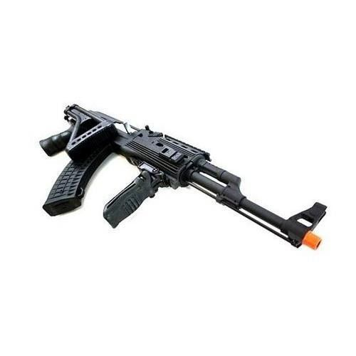 Rifle Airsoft Ak 47 Tactical Semi/metal - Cal 6,0 Mm