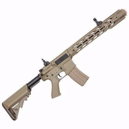Rifle De Airsoft Aeg M4a1 Cm518 Tan - Cyma