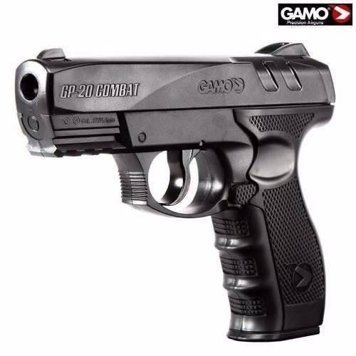 Pistola De Pressao Co2 Gamo Gp 20 4.5mm