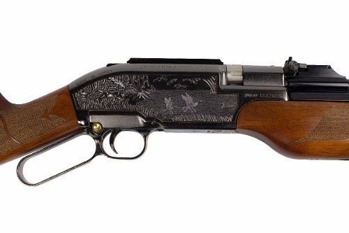 Carabina PCP Sumatra 500 Under Lever Action - Calibre 5.5 mm