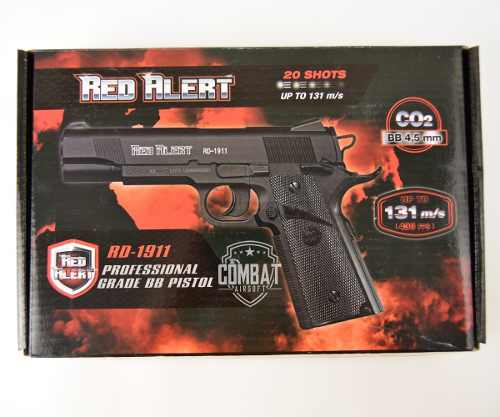 Pistola De Pressão Co2 Gamo Rd-1911 Cal. 4,5mm