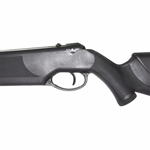 Carabina De Pressão Rossi Nova Dione Black 3ª Geração Cal 5.5mm