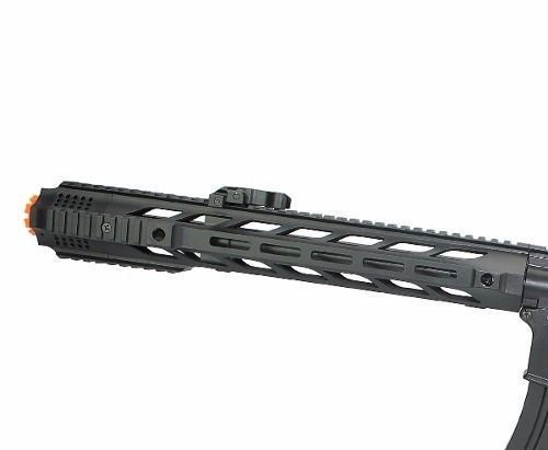 Rifle de Airsoft M4A1 Keymod CM518 Black Cal 6mm Bivolt - Cyma  - Combat Airsoft