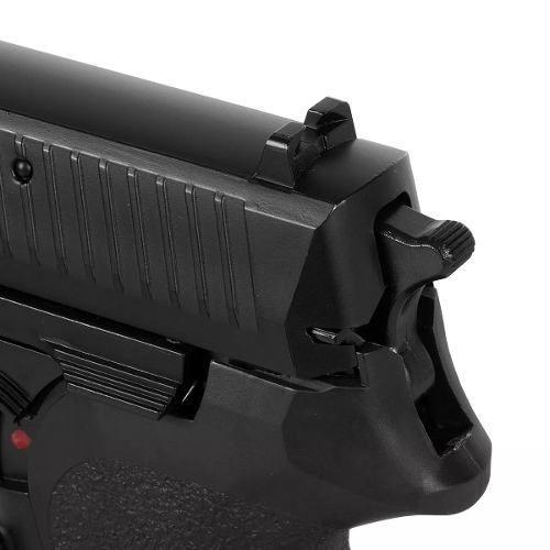 Pistola De Airsoft Co2 Kwc Sig Sauer Sp2022 Polímero 6mm