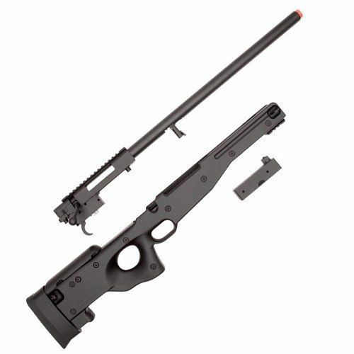 Rifle De Airsoft M59 Sniper Spring Bolt Action 6mm