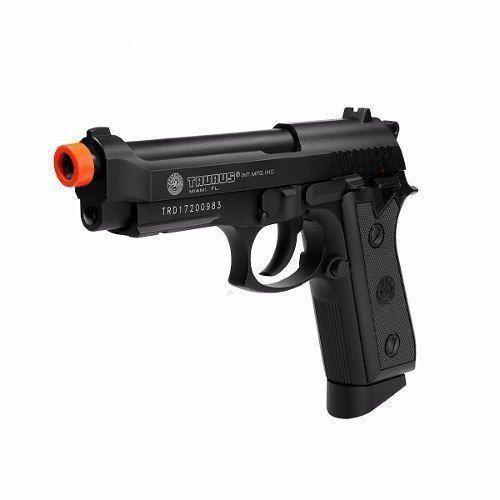 Kit Pistola Airsoft Taurus Pt99 Full Metal Auto Co2 Gbb Full