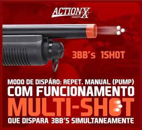 Shotgun Airsoft Cyma M870 Pg Cm351