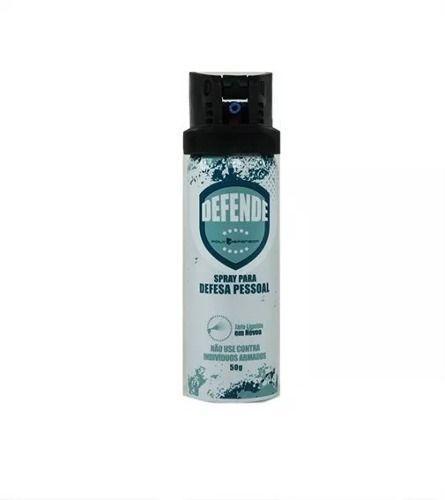 Spray Névoa/dispersão (incapacitação) Poly Defensor 50g