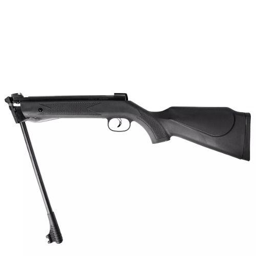 Espingarda Carabina De Pressão Qgk14 Black Edition Chumbinho 5,5mm