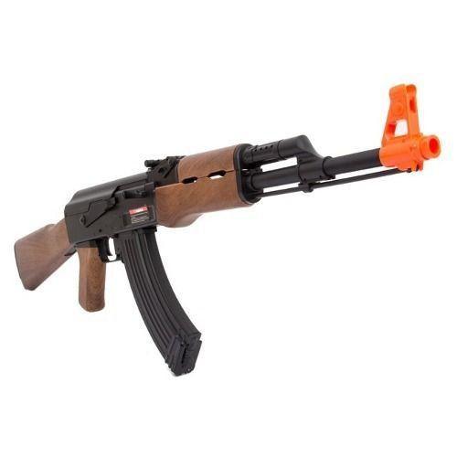 Rifle Airsoft Ak47 Elétrico Aeg Semi-metal Cm522 6mm - Cyma