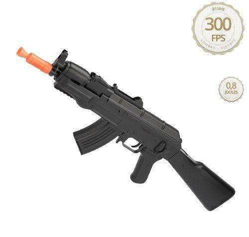Rifle Airsoft Ak 47 Spetsnaz Cm521 - 6mm - Cyma