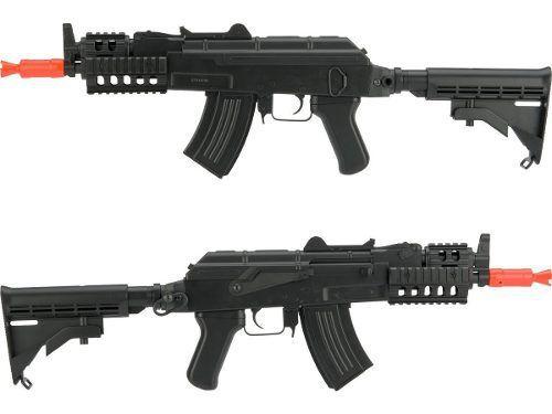 Rifle Airsoft Ak47 Beta Spetsnaz Cqb Cm521c - 6mm - Cyma