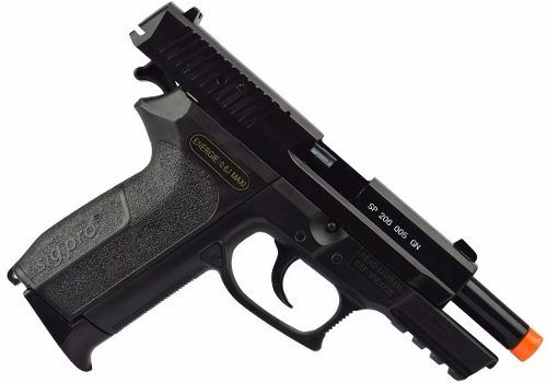 Pistola Airsoft Spring Sig Sauer Heavy 6mm Sp2022