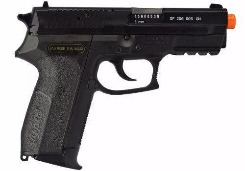 Pistola Airsoft Spring Sig Sauer Heavy 6mm Sp2022