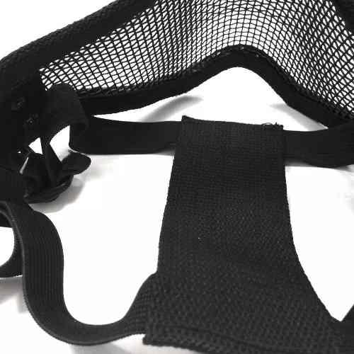 Máscara Telada Ntk Com 2 Alças - Airsoft Tático