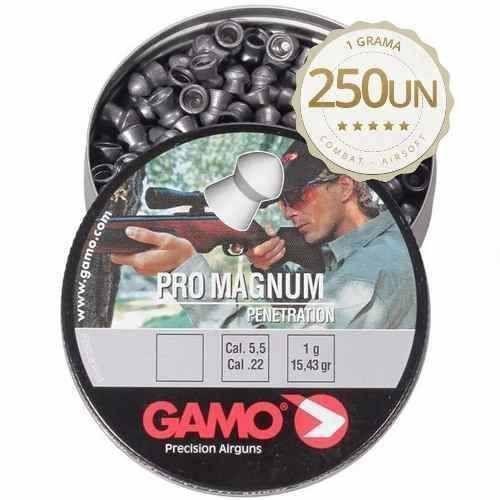 Chumbinho Gamo Pro Magnum Cal. 5,5 250un