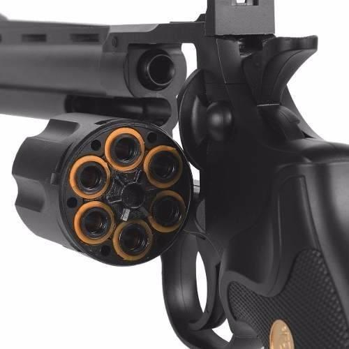 Revolver De Airsoft Galaxy G36 Preto