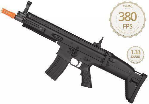 Rifle Airsoft Elétrico Cyma Scar Labs CM067 Bivolt