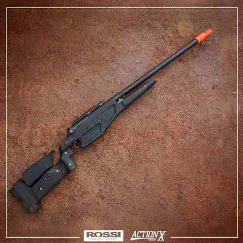 Airsoft Sniper Blaser R 93 Lrs1 Mola Bb 6mm King Arms