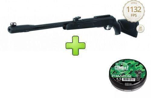 Carabina De Pressão Gamo Cfx 4.5mm
