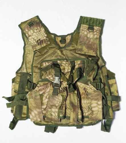 Colete Tatico Modular Airsoft Paintball Mandrake Highlander