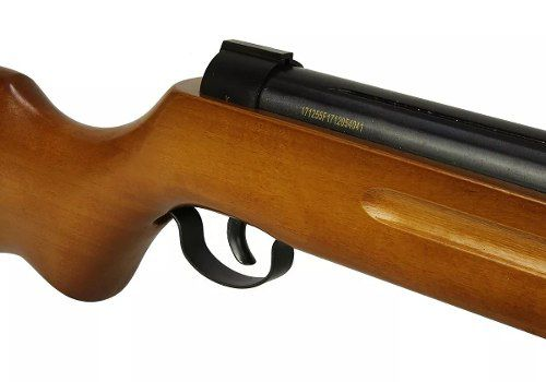 Carabina Pressão Chumbinho Fixxar Spring LAZ-114 Tucson 5.5mm