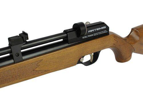 Carabina De Pressão Pcp Artemis Pr900w 5.5mm + Luneta Bomba