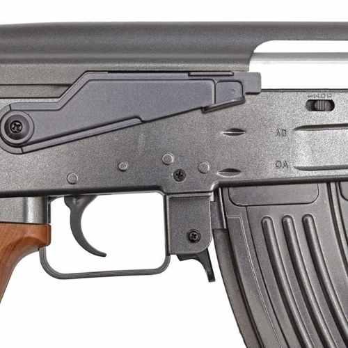 Rifle Airsoft Kalashnikov Ak47 Spring Cybergun 6mm